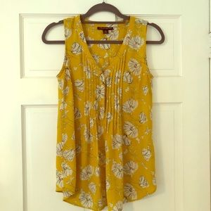 A Pea in the Pod sleeveless blouse